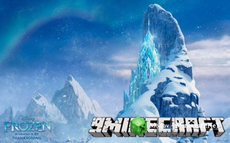 Elsa�s Ice Castle � Frozen [����� ��� minecraft]