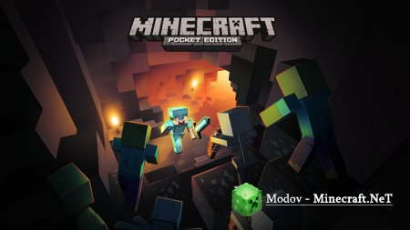 Minecraft Pocket Edition 0.10.4 на Android и iOS