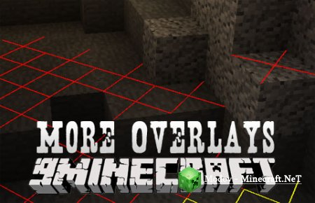 More Overlays Мод 1.14.4, 1.12.2, 1.11.2, 1.10.2, 1.9.4, 1.9, 1.8.9