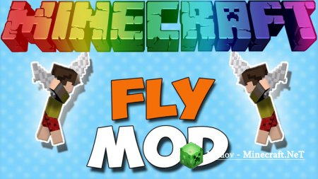 3D Fly Мод/Чит 1.11.2, 1.11