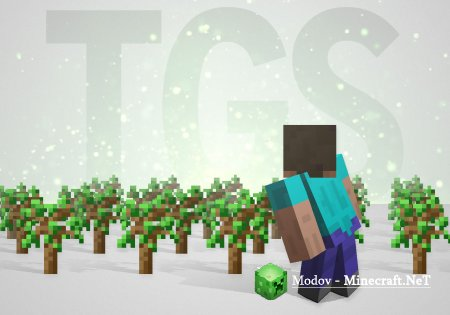 Tree Growing Simulator Мод 1.14.4, 1.12.2, 1.12, 1.10.2, 1.9.4, 1.7.10