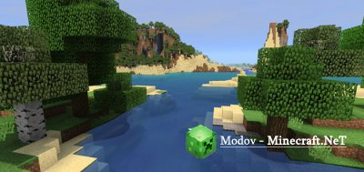 SS10 Shader (Windows 10) - Текстура PE 1.2.10.1, 1.1.х, 1.0.х