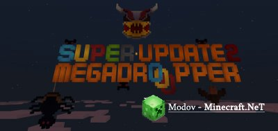 Super Mega Dropper - Карта PE 1.2.3.6 - 1.2, 1.1.х