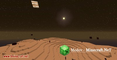 Extra Planets Мод 1.12.2, 1.11.2, 1.10.2, 1.8.9, 1.7.10