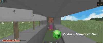 Unlimited Reach Мод/Чит 1.8.9