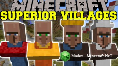 Villager Trade Tables Мод 1.12.2, 1.12, 1.11.2, 1.10.2