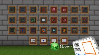 Modular Force Field System Мод 1.7.10, 1.6.4, 1.6.2, 1.5.2