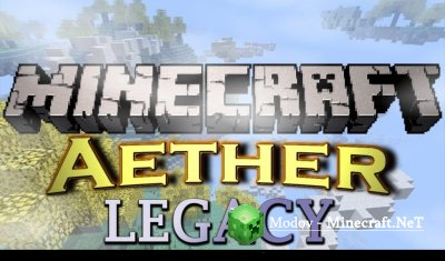 Aether Legacy Мод 1.14, 1.12.2, 1.11.2, 1.10.2, 1.9.4