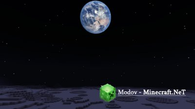 Moonscape Low G and Earthrise - Карта PE 1.8, 1.7, 1.6