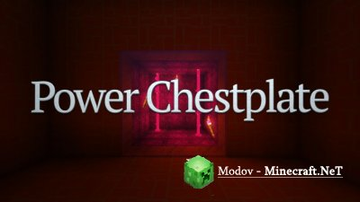 Power Chestplates - Карта 1.13.2 (Приключения)