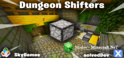 SG Puzzle: Dungeon Shifters - Карта PE 1.8.1 (Игра)