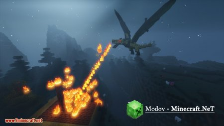 Ice and Fire Мод 1.12.2, 1.11.2, 1.10.2