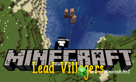 Lead Villagers Мод 1.14.2