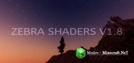Zebra Shaders PE – Шейдеры PE 1.16, 1.15, 1.13