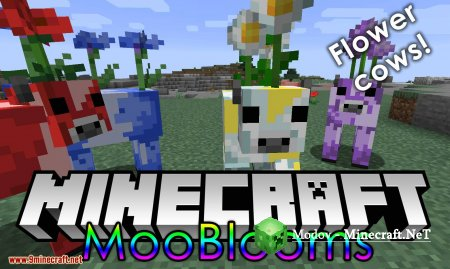 Mooblooms Мод 1.16, 1.15.2, 1.14.4