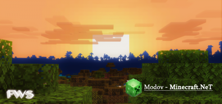Fishy's Wonderful Shader! – Шейдеры PE 1.16