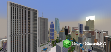 New Orshore City! – Карта PE 1.16, 1.15, 1.14