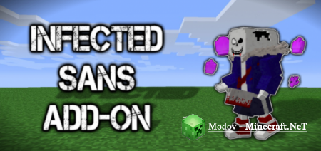 Infected Sans Мод PE