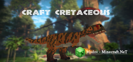 Craft Cretaceous Мод PE